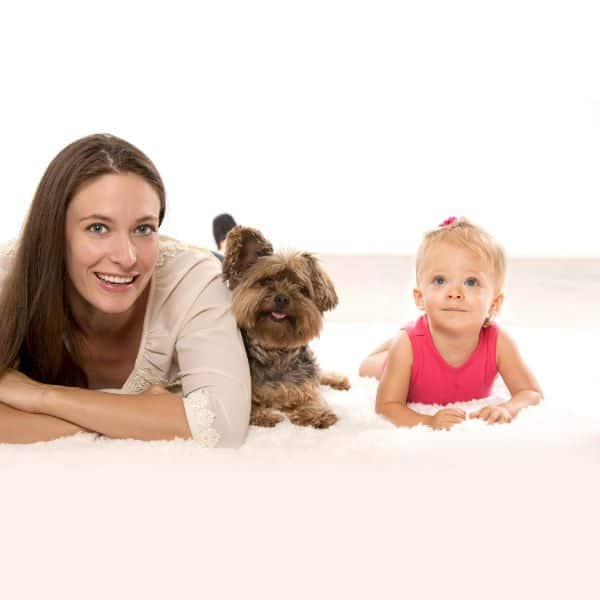 Child and Pet Safe Cleaning
